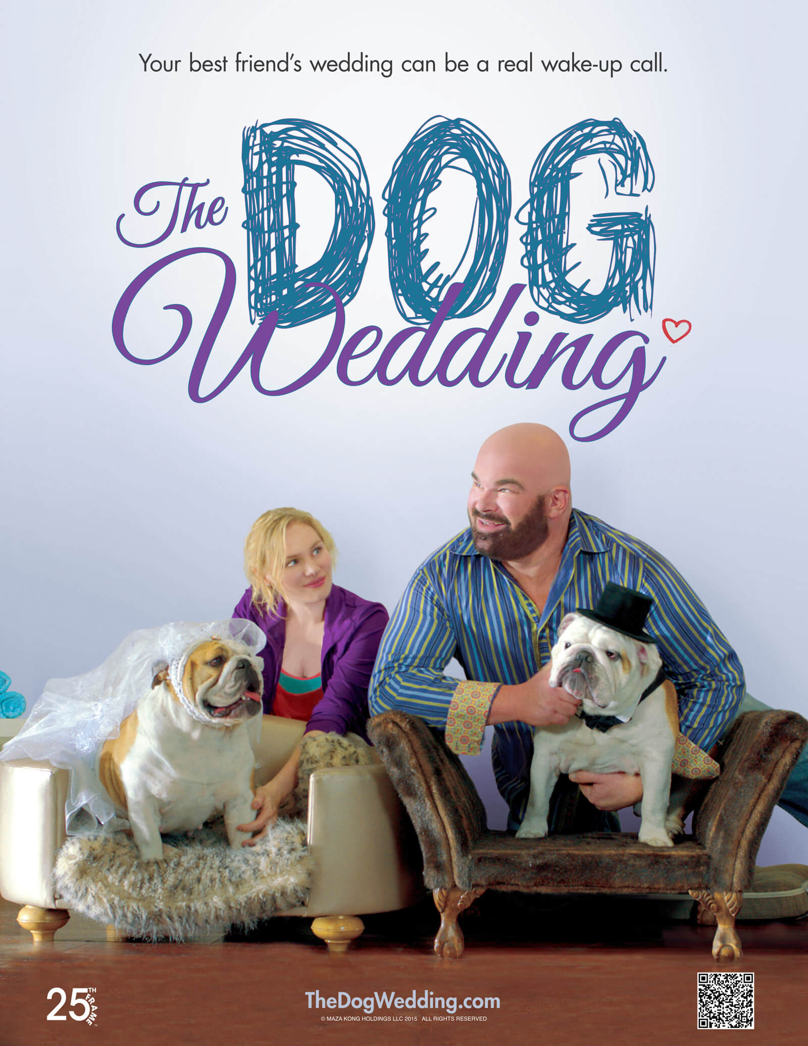 The Dog Wedding Blu-Ray